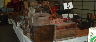Do to the bad weather coming in on Friday we have moved the auction to Jan 26th